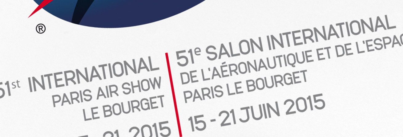 SALON DU BOURGET LOGOTYPE